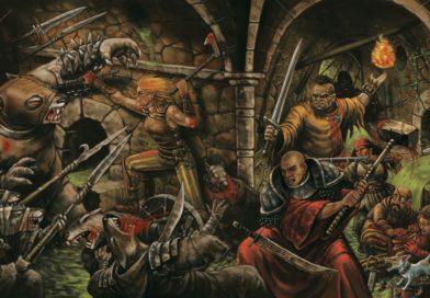 Warhammer Fantasy RPG at Humble Bundle Available Now
