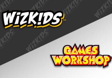 WizKids Teams up with Games Workshop
