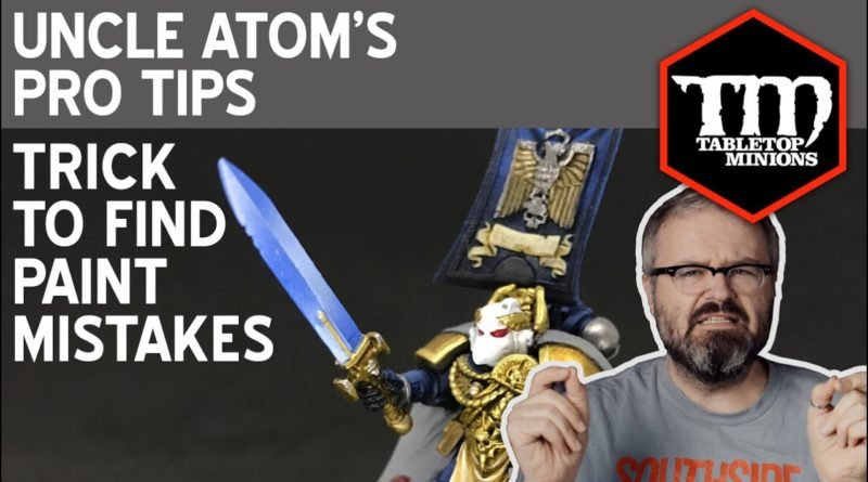 Content Creator Shoutout: Atom of Tabletop Minions