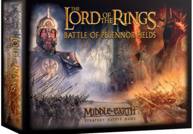 Games Workshop Announces New Core Set for Lord of the Rings Minis