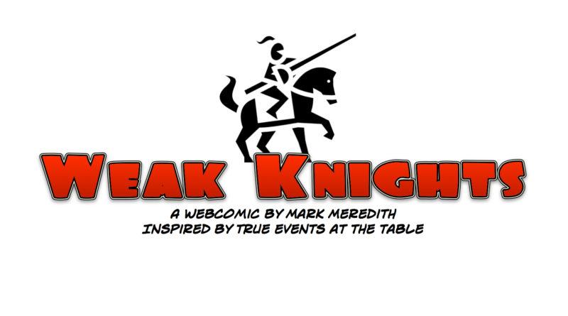Weak Knights: Bag of Tricks