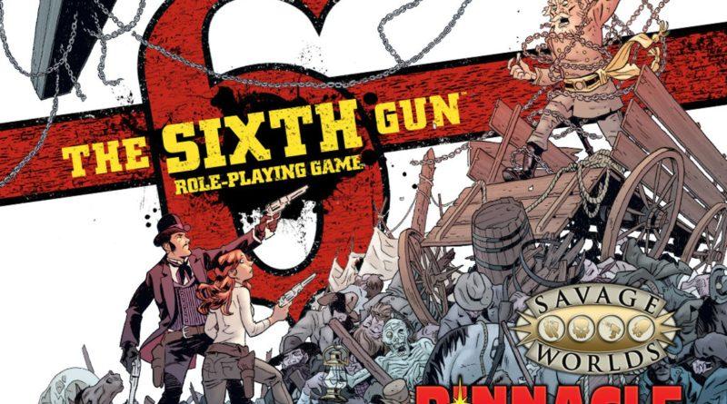 RPG Review: The Sixth Gun