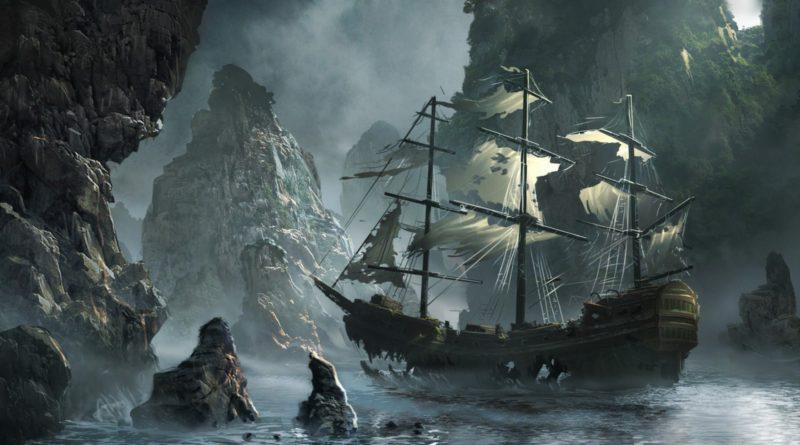 Ahoy Ahoy! Ship Miniatures and Maps for D&D