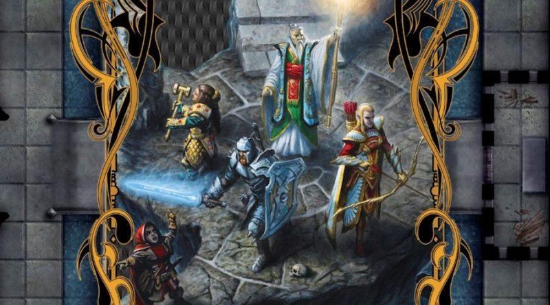 RPG D&D Supplement Review: Tactical Maps Adventure Atlas