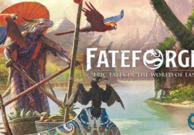 Fateforge, a New 5e Campaign Setting Arrives on Kickstarter