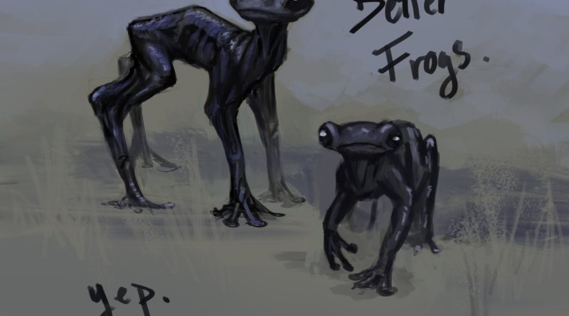 D&D Creature: Canura