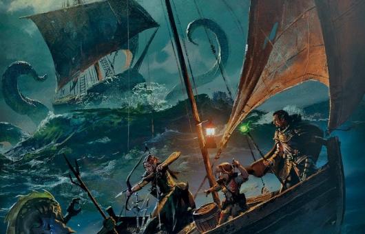 RPG Review: Ghosts of Saltmarsh
